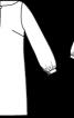 Сукня-туніка прямого крою - фото 3
