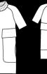 Сукня прямого крою з колекції JC de Castelbajac - фото 3