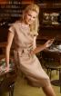 Сукня зі знімною планкою горловини  - фото 1