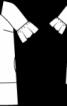 Лаконічна міні-сукня в стилі ретро - фото 3