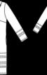 Міні-сукня з відкладним коміром - фото 3