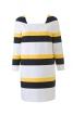 Сукня міні з довгими рукавами - фото 2