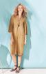 Сукня замшева прямого крою - фото 1