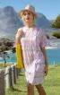 Сукня з рукавами кімоно - фото 1