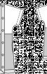 Сукня з рукавами кімоно - фото 3
