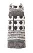 Сукня прямого крою в стилі 60-х - фото 2