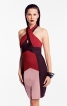 Сукня по фігурі з бретеллю-петлею - фото 1