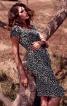 Сукня по фігурі з воланами - фото 1