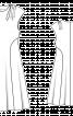 Сукня з видовженою лінією плечей - фото 3
