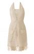 Сукня з глибоким декольте і відкритими плечима - фото 2