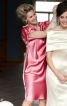 Сукня зі складками на рукавах - фото 1