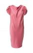 Сукня зі складками на рукавах - фото 2