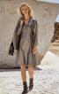 Сукня розкльошена з вертикальними виточками - фото 1