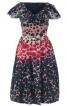Сукня з воланами і пишною спідницею - фото 2