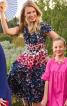 Сукня з воланами і пишною спідницею - фото 1