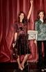 Сукня приталена з вирізом-крапелькою - фото 1