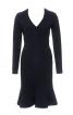 Сукня приталена з рельєфними швами - фото 2