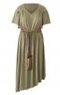 Сукня зі спідницею асиметричного крою - фото 2