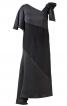 Сукня з косими рельєфними швами - фото 2