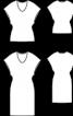 Сукня простого крою з мохерового полотна - фото 3