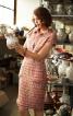 Сукня прямого крою із коміром поло - фото 1
