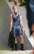 Сукня з асиметричним вирізом горловини - фото 1