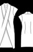 Сукня з перехресним коміром - фото 3