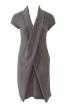 Сукня з перехресним коміром - фото 2