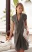 Сукня з перехресним коміром - фото 1