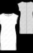 Сукня коротка лаконічного крою - фото 3