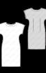 Сукня міні трикотажна простого крою - фото 3