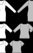 Пуловер трикотажний приталеного силуету - фото 3