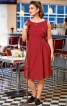 Сукня А-силуету - фото 1