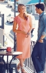 Сукня-футляр з воланами - фото 1