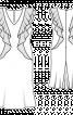 Сукня-футляр з воланами - фото 3