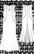 Сукня з імітацією міні-шлейфу - фото 3