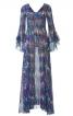 Сукня з рукавами-розтрубами - фото 2