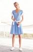 Сукня розкльошена від талії - фото 1