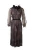 Сукня приталеного силуету зі складками - фото 2