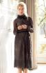 Сукня приталеного силуету зі складками - фото 1