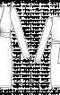 Сукня по фігурі з глибоким V-подібним вирізом - фото 3