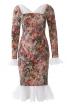 Сукня з пишними воланами - фото 2