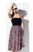 Сукня з легкою спідницею - фото 1
