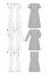 Сукня із розкльошеною спідницею - фото 3