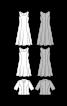 Сукня розкльошеного силуету без рукавів - фото 3