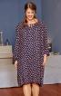Розкльошена сукня з асиметричним низом - фото 1