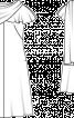 Сукня з коміром-шарфом - фото 3