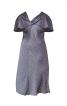 Сукня з коміром-шарфом - фото 2