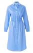 Сукня сорочкового крою довжиною нижче колін - фото 2