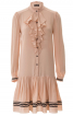 Сукня сорочкового крою з пишною спідницею - фото 2
